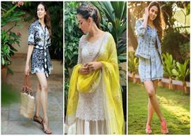 like meera you can also try these girlish looks