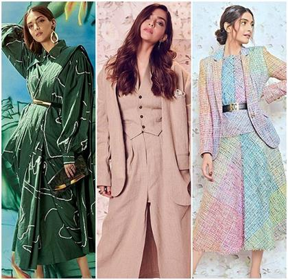 Sonam Kapoor style heats up as ELKDTAL Promotions