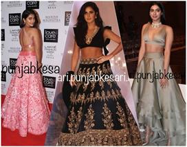 bollywood actress stuning look in LFW