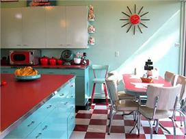 Interior Decor: मॉर्डन किचन को यूं दें Retro Look, दिखेगी...