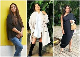 look stylish even after 60 so get ideas from neena gupta