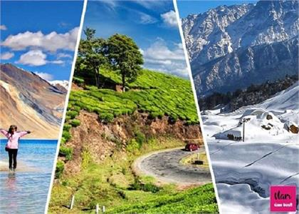 Best 5 places in india