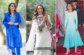 kate middleton traditional look