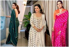 Best dresses of kajol
