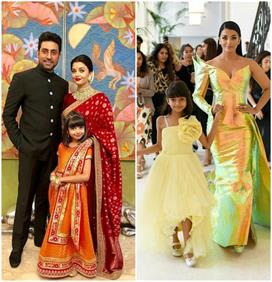 aaradhya bachchan beautiful outfit collection