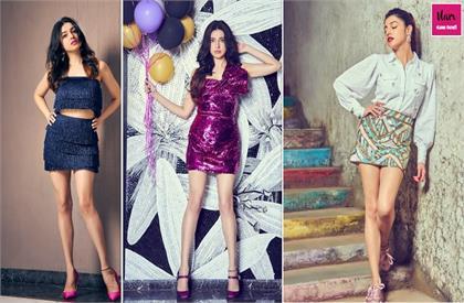 divya khosla kumar party wear dresses