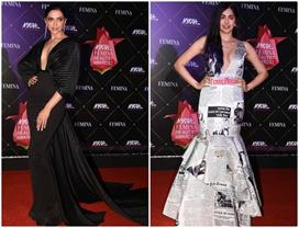 bollywood celebs spot femina beauty awards 2019 in glamorous look
