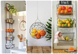 Storage Ideas: किचन में स्पेस की है कमी तो यूं स्टोर करें...