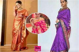 fashion of banarasi saree