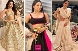 kiara advani wedding outfits
