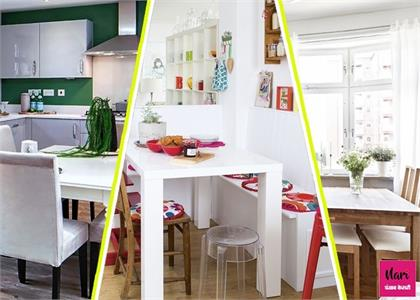 Best mini dinning table design for kitchen