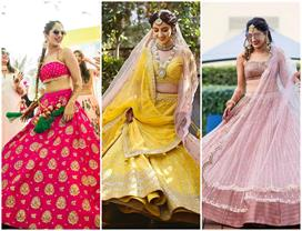 new outfits in yummy colors for wedding