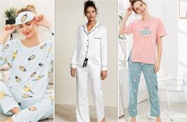 trendy nightwear for summer season