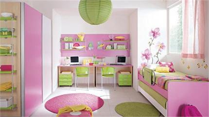 मासूमियत के रंगों से यूं सजाए अपने बच्चों का कमरा (PIX)