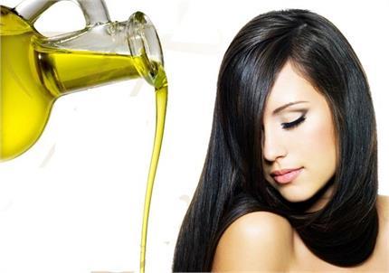 बालों में ऑयल चम्मी करने के फायदें (Pix)