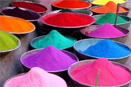 सावधान! होली के इन रंगों से शरीर को हो सकते हैं ये नुकसान (pics)