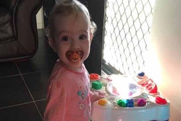 एप्पल फोन ने बचाई बच्ची की जान