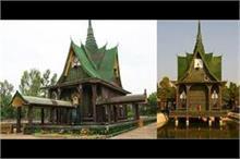 बेकार बीयर बोतलों से बना है यह मंदिर, देखकर आप भी हो जाएंगे...