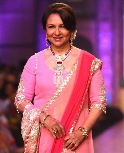 बॉलीवुड की बोल्ड अभिनेत्री थी शर्मिला, शादी टूटने की लगाई थी लोगों ने...