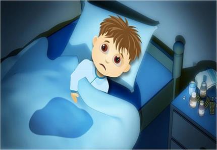 क्या आपका बच्चा भी बिस्तर गीला करता है?
