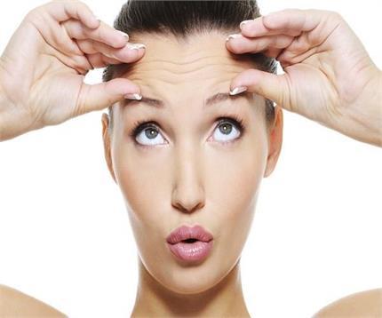 चेहरे की झुर्रियों को रोकने के उपाय