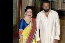 संजय दत्त ने रखी पार्टी, एक से बढ़कर एक डिजाइनर ड्रैस में...