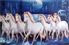 सही दिशा में लगाएंगे दौड़ते घोड़े की तस्वीर तभी होगा फायदा