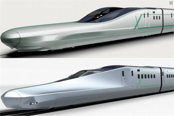 360 km/h की रफ्तार पकड़ेंगी नई बुलेट ट्रेन्स