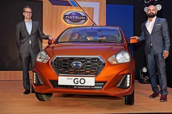 भारत में 2018 Datsun Go और Datsun Go+ लांच, शुरुआती कीमत 3.29 लाख रुपए