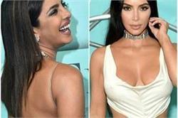 देसी गर्ल के आगे फीकी पड़ी Kim, सेक्सी ड्रेस पहन इवेंट में पहुंची प्रियंका