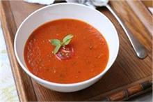 घर पर बनाएं गरमा-गरम Tomato Soup