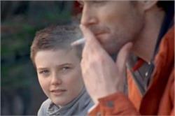 मां ही नहीं, पिता के धूम्रपान से भी बच्चे को पहुंचता है नुकसान