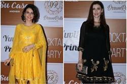 Fashion: शॉर्ट अनारकली का लेटेस्ट ट्रेंड, सलवार से लेकर शरारा के साथ करें ट्राई