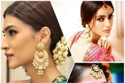 Bridal Jewelry:  हैवी ईयररिंग के लेटेस्ट डिजाइन