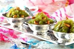 नवरात्रि व्रत में खाएं शकरकंद हलवा