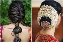 वैडिंग वाले दिन बनाएं ये 8 Pretty Hairstyle