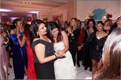 Bridal Shower: मां और होने वाली सास के साथ जमकर नाची प्रियंका