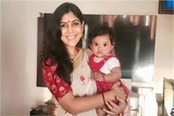 बेटी के साथ साक्षी तंवर ने शेयर की इमोशनल तस्वीर