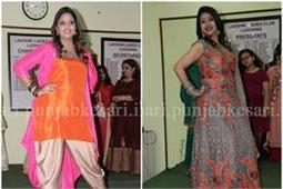 लक्ष्मी लेडीज क्लब ने करवाया 'करवा क्वीन' कॉम्पटिशन, स्वैग में दिखीं महिलाएं