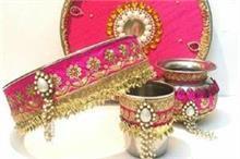 करवाचौथ व्रत के लिए इस तरह करें Thali Decoration