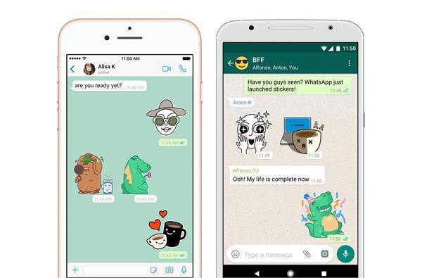 WhatsApp में शामिल होंगे नए स्टिकर्स, चैट करने का मिलेगा और भी बेहतरीन अनुभव