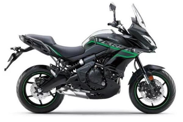 भारत में लांच हुई Kawasaki की 2019 Versys 650 बाइक, जानें डिटेल्स