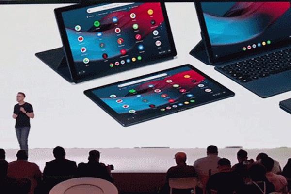 इस शानदार डिजाइन के साथ लॉन्च हुआ Google Pixel Slate, जानें इसके फीचर्स