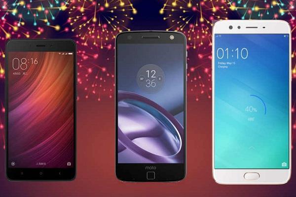 दिवाली को बनाएं और भी बेहतर, प्रियजनों को गिफ्ट करें ये 5 स्मार्टफोन्स