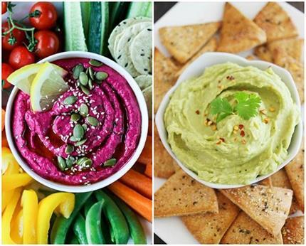 चुकंदर और एवोकाडो से बनाएं बच्चों के लिए टेस्टी Hummus