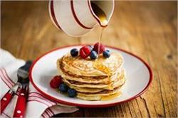 नाश्ते में बनाएं स्वादिष्ट अमेरिकन पेनकेक्स