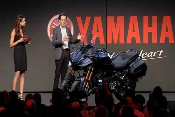 EICMA 2018: तीन पहियो वाली Yamaha की 'निकेन GT' बाइक पेश