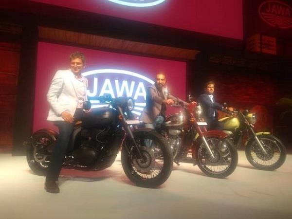 Jawa Motorcycles ने भारत में उतारी तीन नई बाइक्स, रॉयल एनफील्ड से होगी टक्कर
