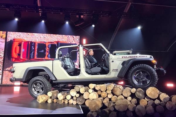 LA Auto Show 2018: जीप ने हटाया नई ग्लैडिएटर से पर्दा, कई शानदार फीचर्स हैं शामिल