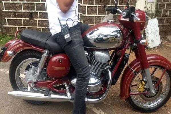 15 नवंबर को पेश होगी नई Jawa Motorcycle, टीजर वीडियो जारी